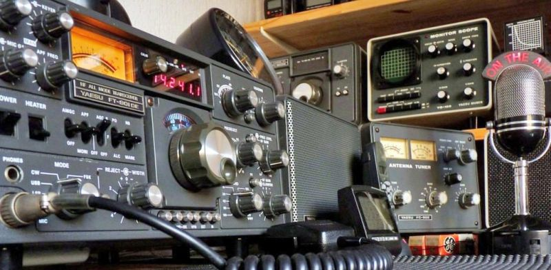 Amateur Radio Field Day set for June 27 in Dover