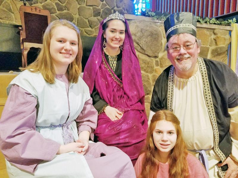 Bright Life Players to present 'Esther the Musical'