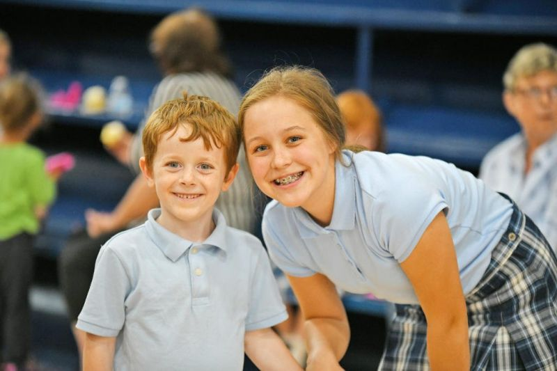 Catholic schools welcome visitors for open houses