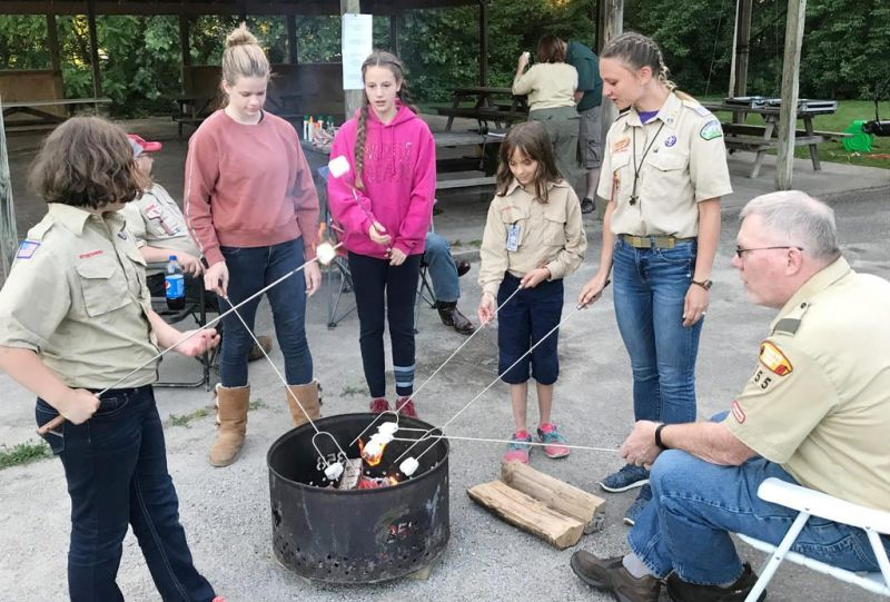 First all-female Scouts BSA troop to start in Holmes County