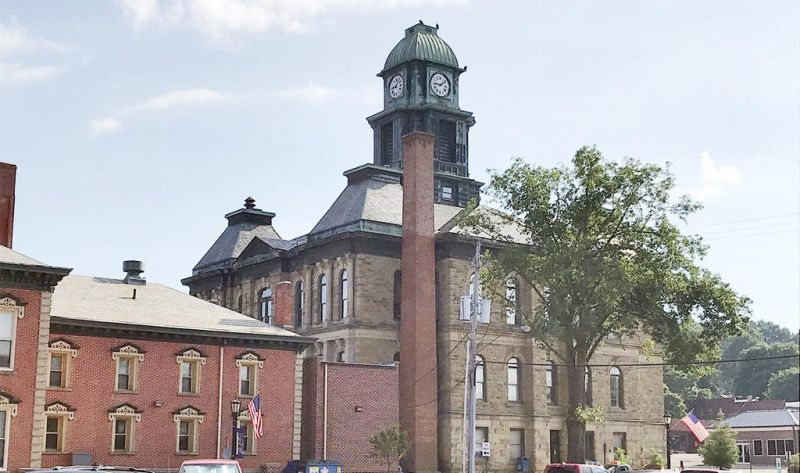 Holmes County courthouse restoration ready to begin