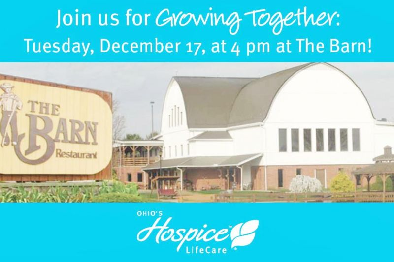 Hospice group meeting Dec. 17
