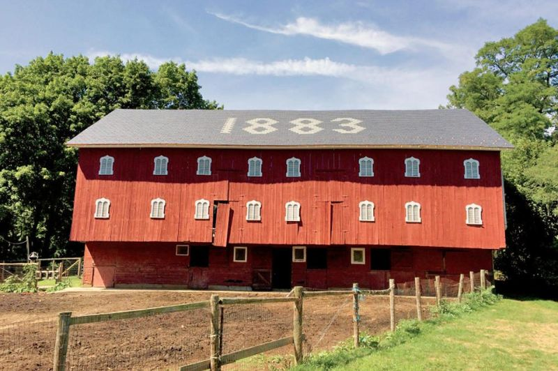 Library to host barn talk in Shreve