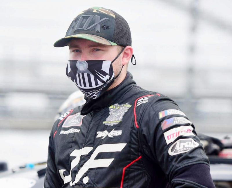 Mills finishes 13th in Xfinity races