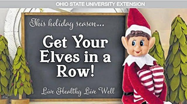 OSU Extension is offering some holiday health tips