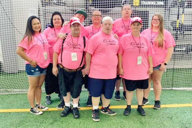 Rockets see victory at Special Olympics Summer Games