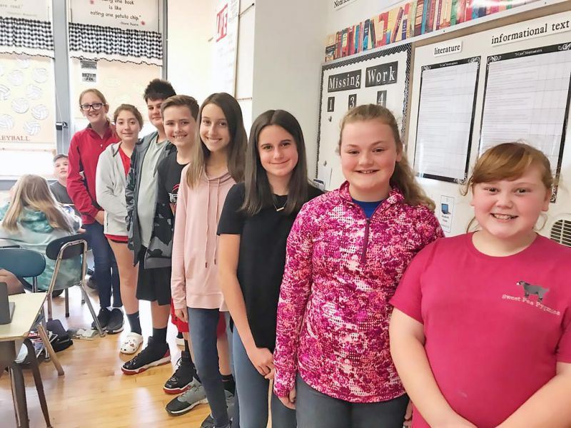 WeCan program helps Welty students help others