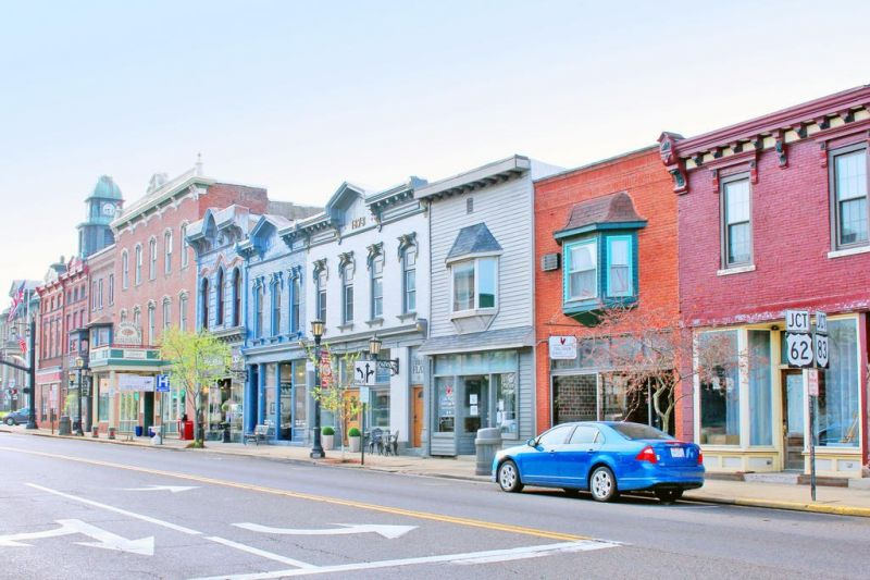 Welcome to First Fridays in downtown Millersburg